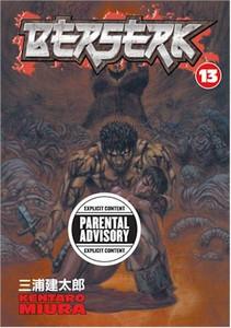 Berserk Graphic Novel Vol. 13