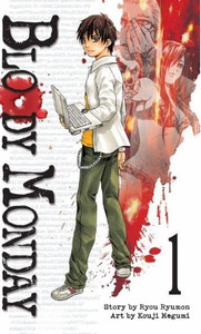 Bloody Monday Graphic Novel Vol. 01
