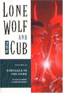 Lone Wolf & Cub Graphic Novel Vol. 26