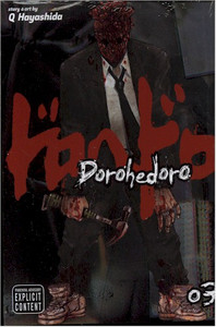 Dorohedoro Graphic Novel Vol. 03