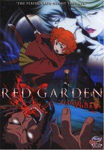 Red Garden DVD 04 Blood & Thorns