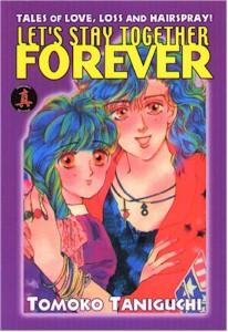 Let's Stay Together Forever Graphic Novel