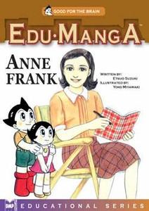 Edu Manga Graphic Novel Anne Frank