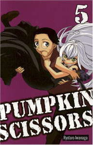 Pumpkin Scissors Graphic Novel 05