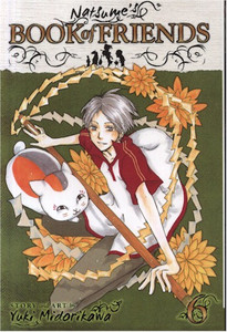 Natsume's Book of Friends Graphic Novel Vol. 06
