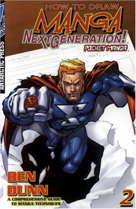 HTD Manga Next Generation Pocket Manga Vol. 02