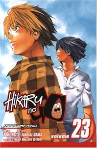 Hikaru No Go Graphic Novel Vol. 23
