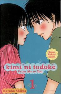 Kimi ni Todoke: From Me To You Graphic Novel 01