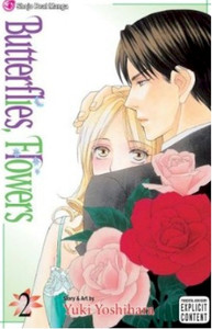 Butterflies, Flowers, Graphic Novel Vol. 02