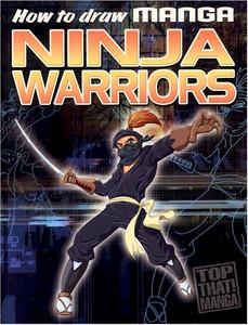 HTD Manga Ninja Warriors (English)