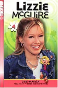 Lizzie McGuire Cine-manga Vol. 04