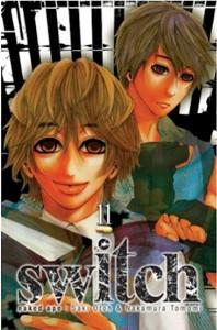 Switch Graphic Novel 11