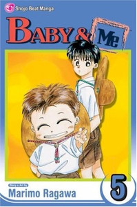 Baby & Me Graphic Novel Vol. 05