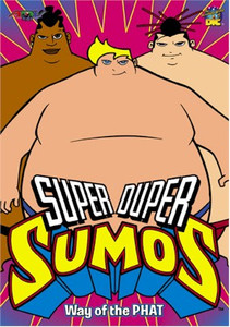 Super Duper Sumos DVD Vol. 04: Way of the PHAT