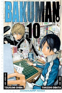 Bakuman Graphic Novel 10