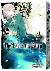 Earl and the Fairy Graphic Novel Vol. 02