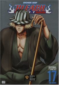 Bleach DVD 17