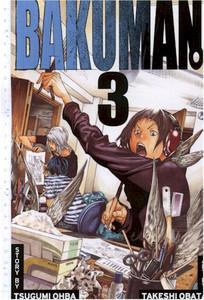 Bakuman Graphic Novel 03