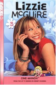 Lizzie McGuire Cine-manga Vol. 03