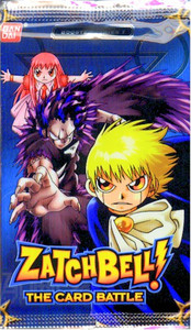 Zatch Bell CCG Booster Series 1