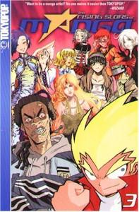 Rising Stars of Manga Graphic Novel 03
