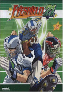 Eyeshield 21 DVD Collection 2