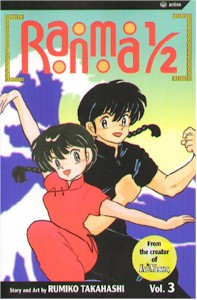 Ranma 1/2 2nd Edition Graphic Novel Vol. 03