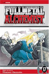 Fullmetal Alchemist Graphic Novel 17