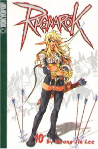 Ragnarok Graphic Novel Vol. 10