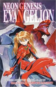 Neon Genesis Evangelion Omnibus 03