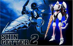 Shin Getter Robo 2 Diecast Figure