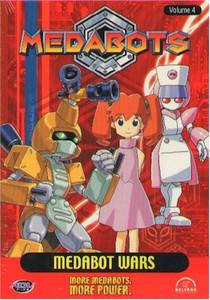Medabots DVD Vol. 04: Medabot Wars (Used)