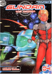 Gundam The Origin Graphic Novel Vol. 04