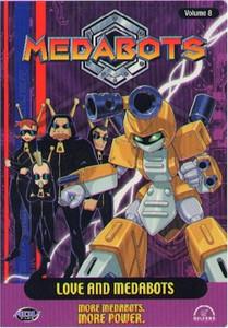 Medabots DVD Vol. 08: Love & Medabots (Used)