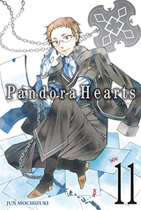 Pandora Hearts Graphic Novel 11