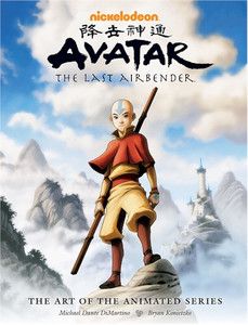 Avatar: The Last Airbender: Art of the Animated Series (HC)