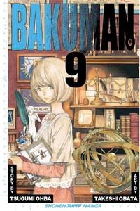 Bakuman Graphic Novel 09