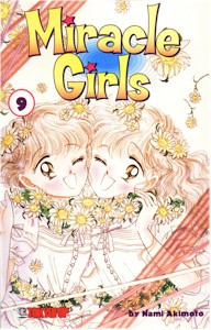 Miracle Girls Graphic Novel Vol. 09