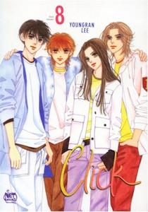 Click Graphic Novel 08