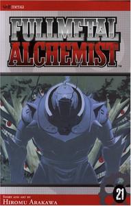 Fullmetal Alchemist Graphic Novel 21