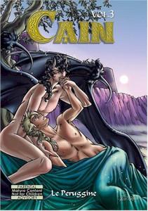 Cain Graphic Novel 03