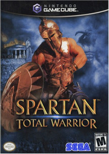 Spartan Total Warrior (GC) (Used)