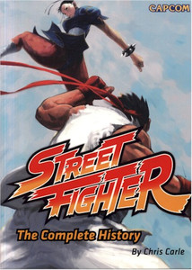 Street Fighter The Complete History Artbook