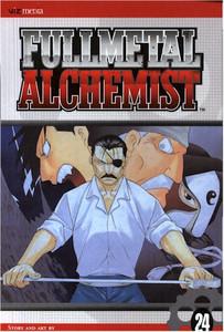 Fullmetal Alchemist Graphic Novel 24