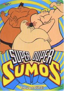 Super Duper Sumos DVD Vol. 01: They've Got Guts