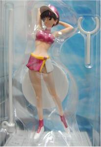 Cyber Formula Zero: Asuka Sugo Figure
