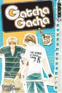 Gatcha Gacha Graphic Novel 05