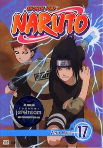 Naruto DVD 17 Zero Hour!