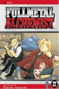 Fullmetal Alchemist Graphic Novel 22