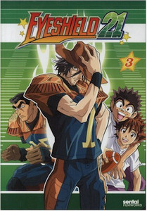 Eyeshield 21 DVD Collection 3